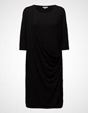 Signal Dress Knelang Kjole Svart SIGNAL