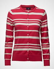 Gant O1. Breton Stripe Cardigan