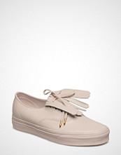 Vans Ua Authentic Fringe (Leather)Whi