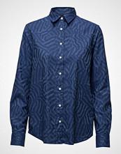 Gant O.Camo Striped Jacquard Shirt