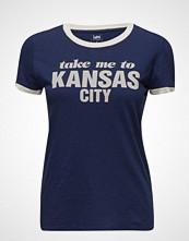 Lee Jeans Kansas Tee Medieval Blue