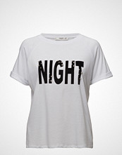 Mango Pearls Message T-Shirt