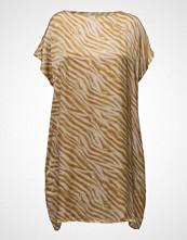 Rabens Saloner Zebra Scarf Dress
