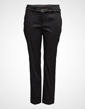 Violeta by Mango Detachable Belt Trousers