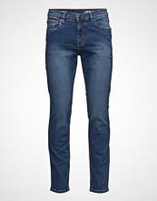 Mango Man Slim-Fit Dark Wash Jan Jeans