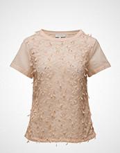 Coster Copenhagen 3d Lace Top Short Sleeve