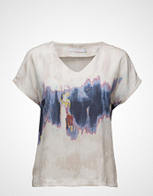 Coster Copenhagen Top W. Fade-Out Print