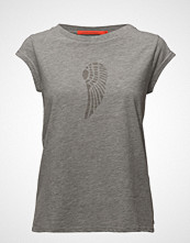 Coster Copenhagen T-Shirt W. Burn-Out Wing