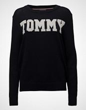 Tommy Hilfiger Rachel Logo C-Nk Swt