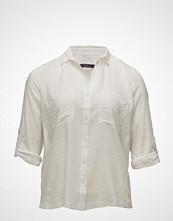 Violeta by Mango Fine-Stripe Shirt