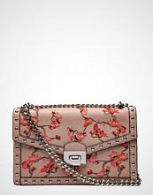 Mango Studded Embroidered Bag