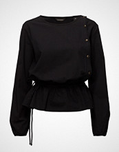 Scotch & Soda Drapy Femime Top With Button Closure