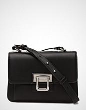 Mango Buckled Cross-Body Bag
