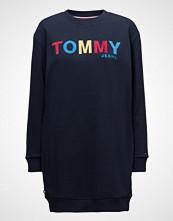 Tommy Jeans Tjw Cn Hknit Dress L
