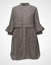 French Connection Summer Stripe Cotton Oversized Shirt