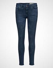 Esprit Casual Pants Denim Skinny Jeans Blå Esprit Casual