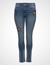 Violeta by Mango Appliqus Super Slim Jeans