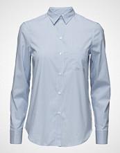 Filippa K Classic Stretch Shirt Langermet Skjorte Blå FILIPPA K