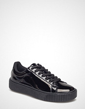 Bianco Laced Up Sneaker Jfm18