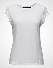 Coster Copenhagen Basic Tee T-shirts & Tops Short-sleeved Hvit COSTER COPENHAGEN