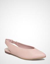 Bianco Slingback Ballerina Jfm18