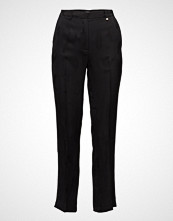 Marciano by GUESS Crop Flare Pants Bukser Med Rette Ben Svart MARCIANO BY GUESS