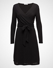 Mango Wrap Neckline Dress