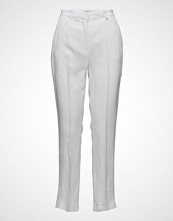 Marciano by GUESS Crop Flare Pants Bukser Med Rette Ben Hvit MARCIANO BY GUESS
