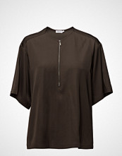 Filippa K Paige Square Draped Shirt