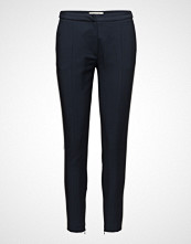 Selected Femme Sfmuse Piping Mw Cropped Pant - Dark Sap