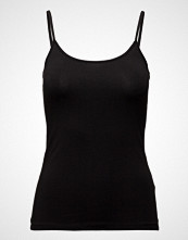 Only Onllive Love New Strap Singlet Noos T-shirts & Tops Sleeveless Svart ONLY