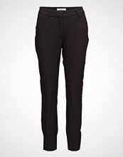 2nd One Carine 880 Black Plissé, Pants