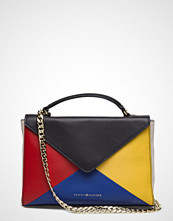 Tommy Hilfiger Geo Block Leather Cl