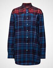 Tommy Hilfiger Gigi Hadid Tartan Flannel Shirt Ls