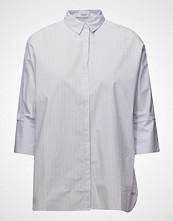 Mango Oversize Striped Shirt