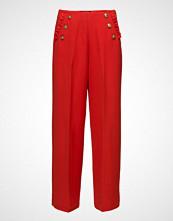 Scotch & Soda Drapey Sailor Pant With Ruffle Pocket Detail