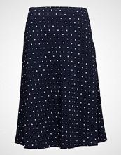 Gant Op2. A-Line Printed Skirt