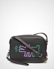 Coach Keith Haring Barking Crazy Dog Camera Bag