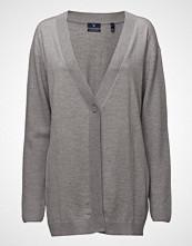 Gant Op1. Fine Merino Wool Cardigan