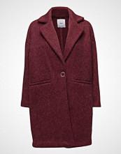 Mango Mohair Wool-Blend Coat