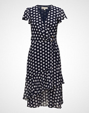 Michael Kors Simple Dot Wrap Dres