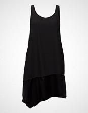 3.1 Phillip Lim Sl Double Layer Dress Kort Kjole Svart 3.1 PHILLIP LIM