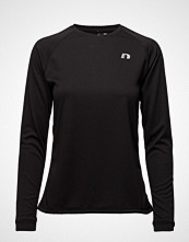 Newline Base Shirt T-shirts & Tops Long-sleeved Svart NEWLINE