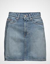 Calvin Klein Mini Skirt-Light Ver