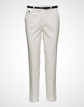 Mango Straight Suit Trousers