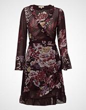 by Ti Mo Semi Couture Wrap Dress
