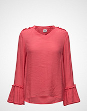 Saint Tropez Blouse W Wide Sleeves Opening