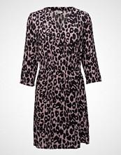 Saint Tropez Animal Wrap Dress