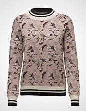 Saint Tropez Camouflage Art Sweater