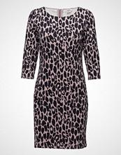 Saint Tropez Animal Printed Jersey Dress
